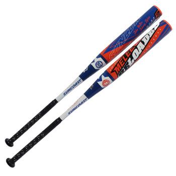 shaved rolled  2021 Suncoast Adidas Melee Reloaded 2 End Loaded 12″ 1-Piece SSUSA Senior Slowpitch Softball Bat SMR2E12