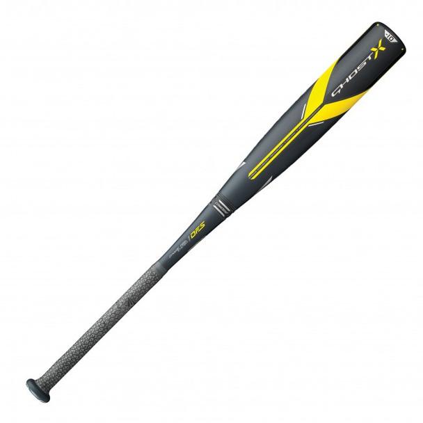 "Easton 2018 USA Ghost X -10 Baseball Bat (2 5/8"")   YBB18GX10"