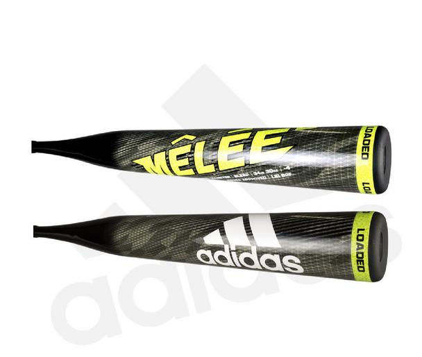 """Adidas 2017 Melee 2 End-Loaded 13"""" Barrel"""
