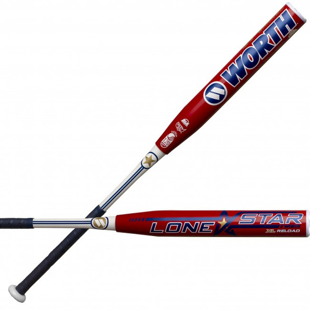 Worth 2019 USSSA Lone Star Reload XL SLOWPITCH   WLNSTU