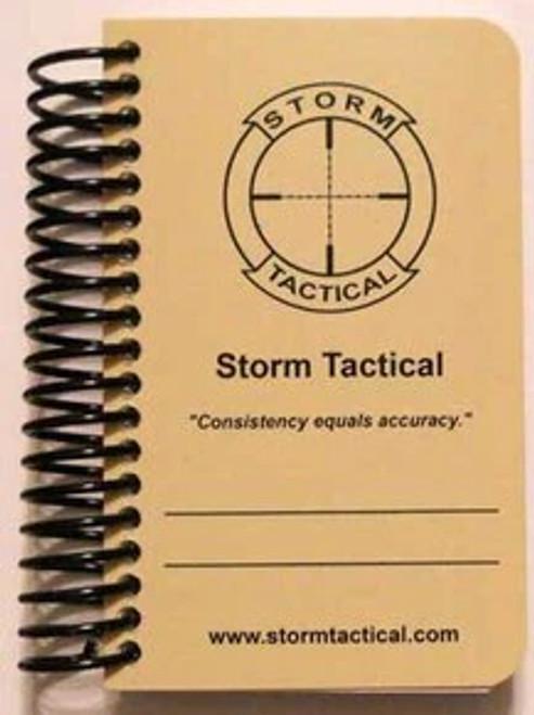 Storm Tactical Rimfire Pocket Data Book