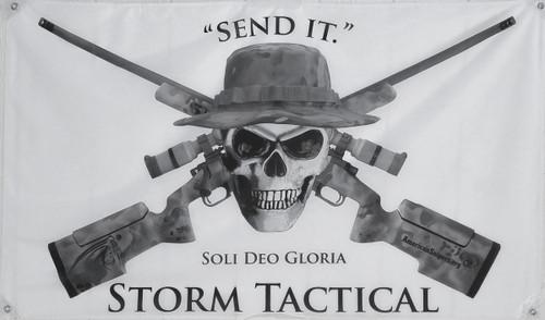 Storm Tactical Banner