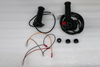 Retrofit kit handle heating incl. switch, cable