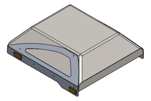 Option: Lockable cover for PAH