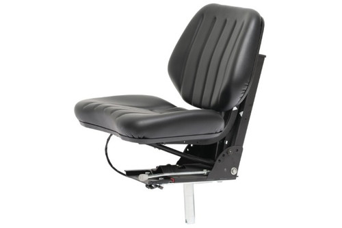 Spring mounted seat for DXP