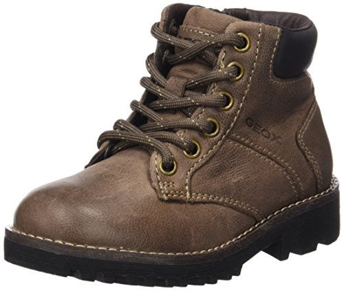 Geox Axel Coffee Waxed Boot