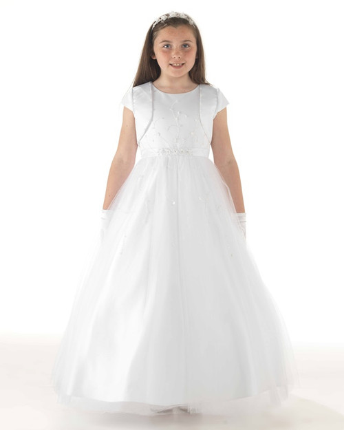 Little White Collection Communion Dress Number 22