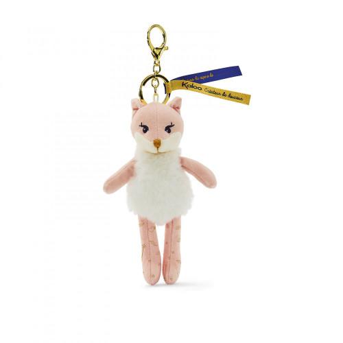Roxia Fox Plush Keyring