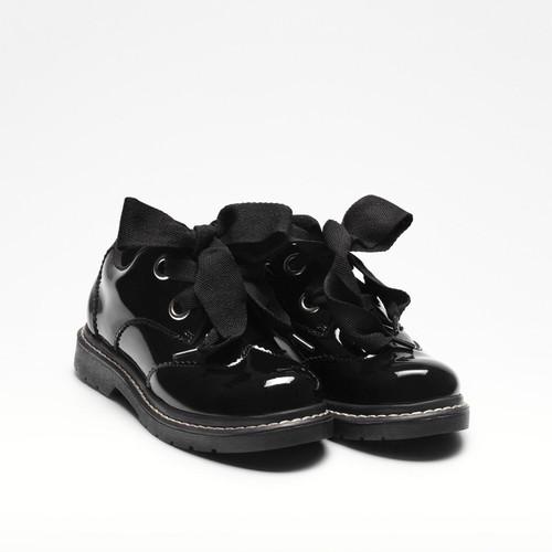 Lelli Kelly Scarlett Miss LK Chunky Ribbon Lace Shoe