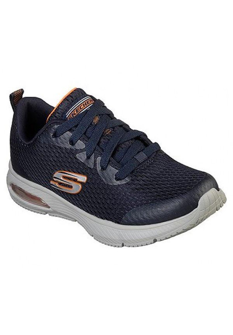 Skechers Dyna Air Quick Pulse Navy Trainers