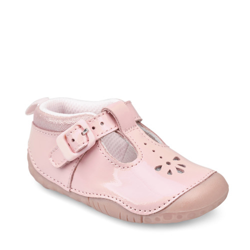 Startrite Baby Bubble Pink Patent (F) Cruising Shoes