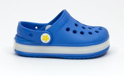 Bull Boys Blue Beach Shoes