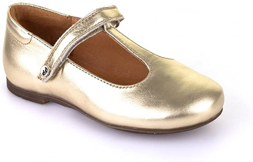 Froddo Gold T-Bar Shoe