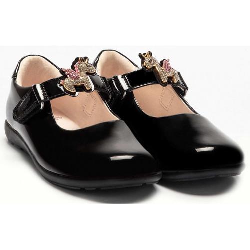 Lelli Kelly Bliss (F) Diamante NEW Unicorn Interchangeable Strap School shoe
