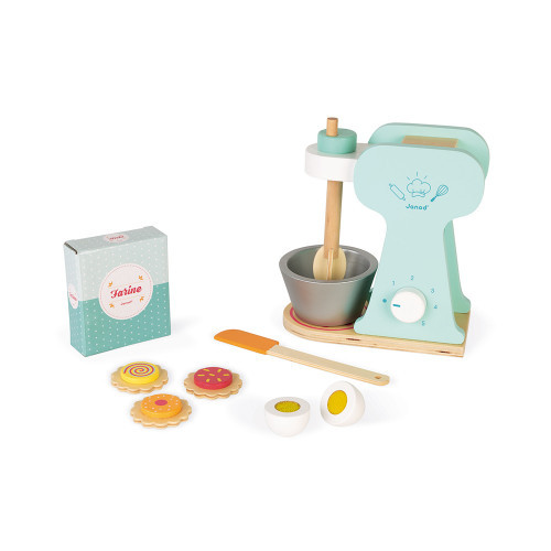 Janod Little Pastry Play Set