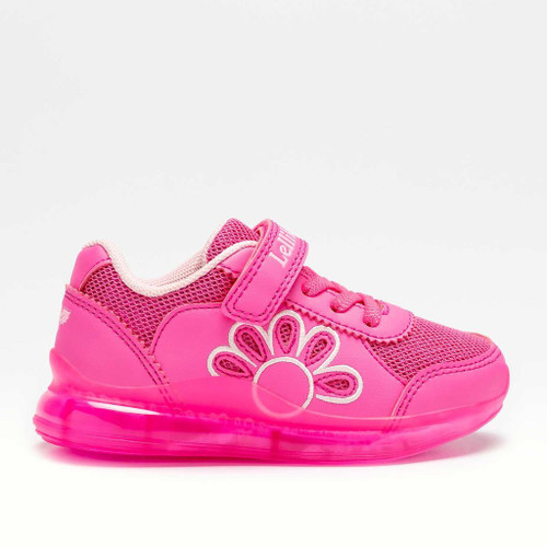 Lellii Kelly Janet Trainers Pink /White