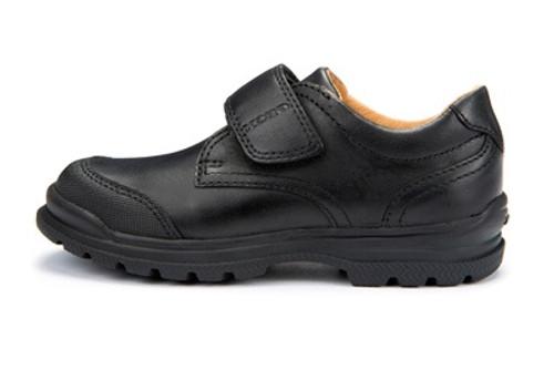 Geox William Black Shoes