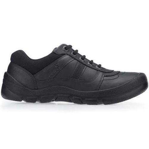 SR Sherman (G) Black Lace Shoe