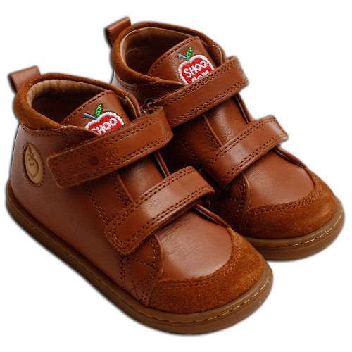 Bouba Bi Velcro Caramel Boot
