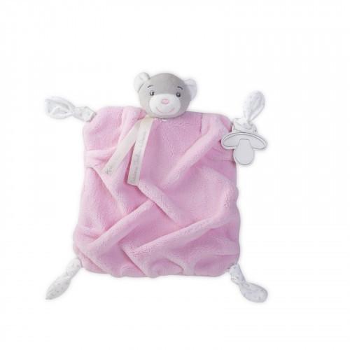 Kaloo Pink Bear Doudou