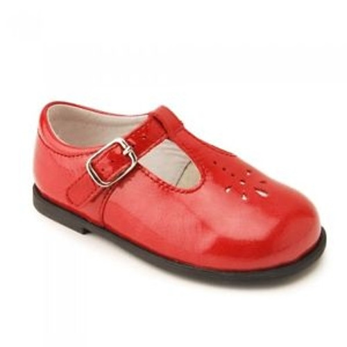 Bubble 2 (F) Red Patent