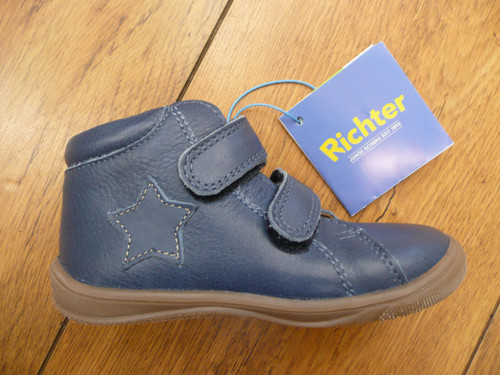 Richter Pacific Blue Double Rip Tape Star Boot