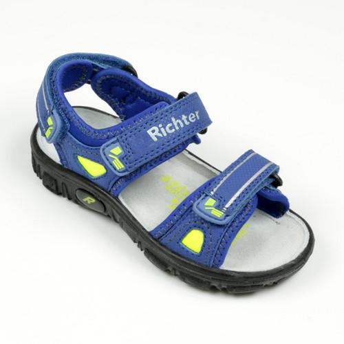 Richter Cobalt Blue Neoprene Beach Sandal