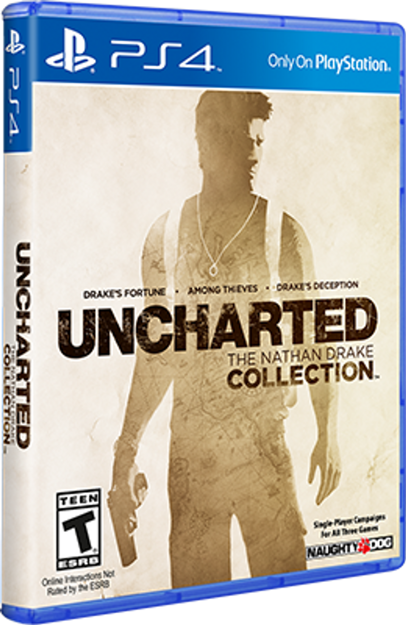 Uncharted The Nathan Drake Collection World 8