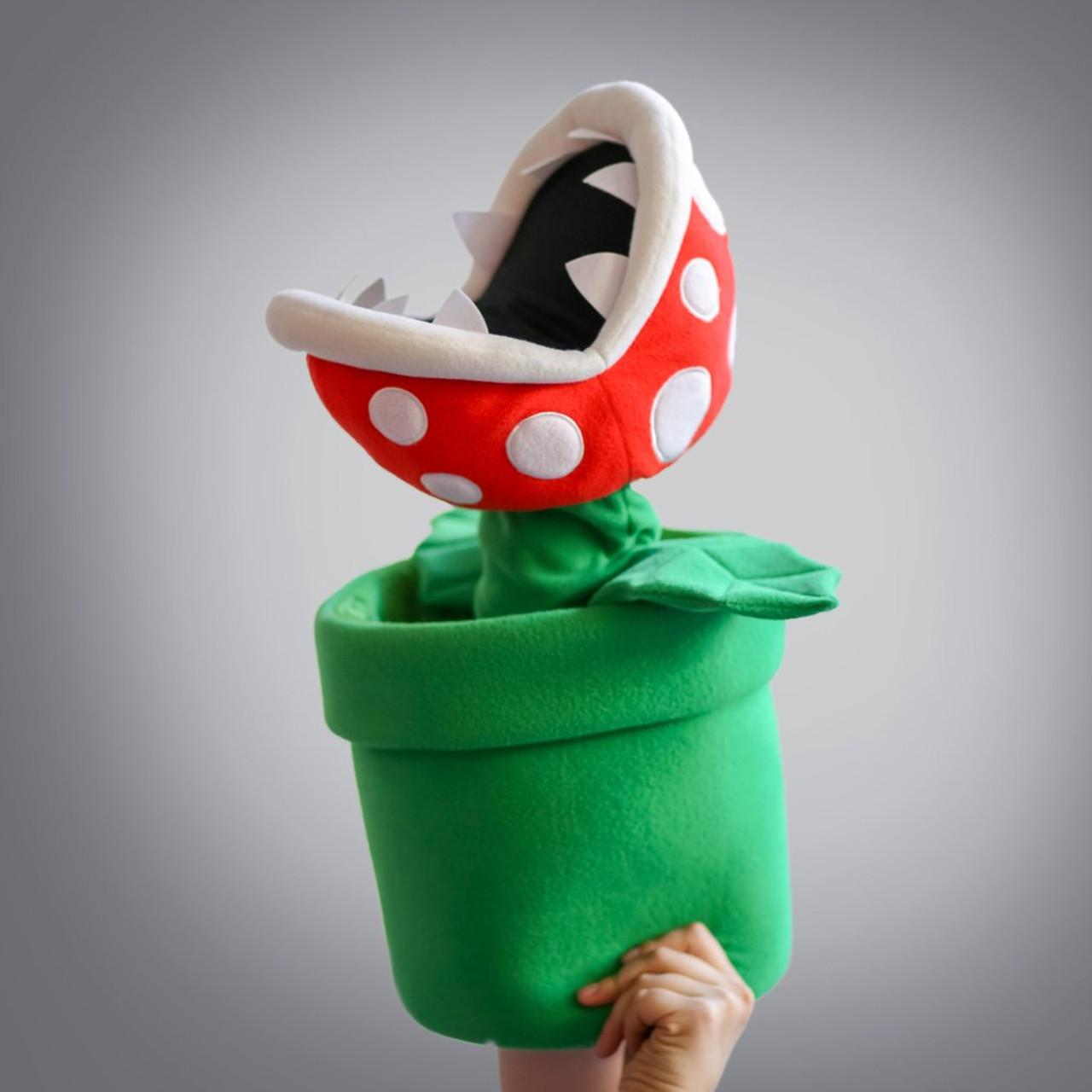 Hashtag Collectibles Piranha Plant Puppet