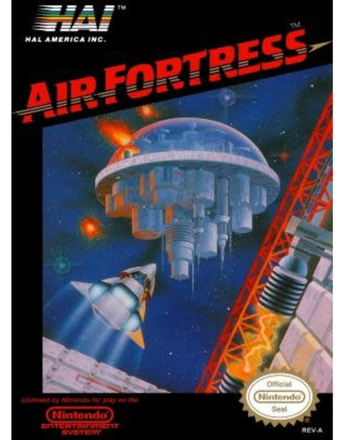 Air Fortress - NES - USED (INCOMPLETE)
