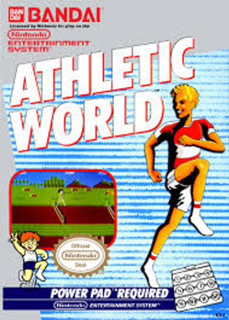 Athletic World - USED (INCOMPLETE)