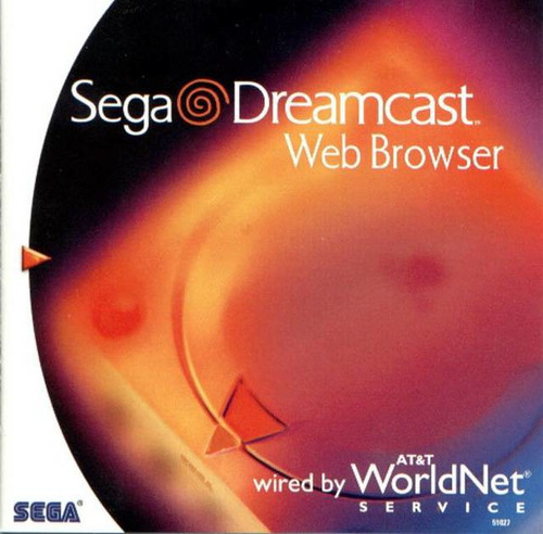 Dreamcast Web Browser - Dreamcast - USED