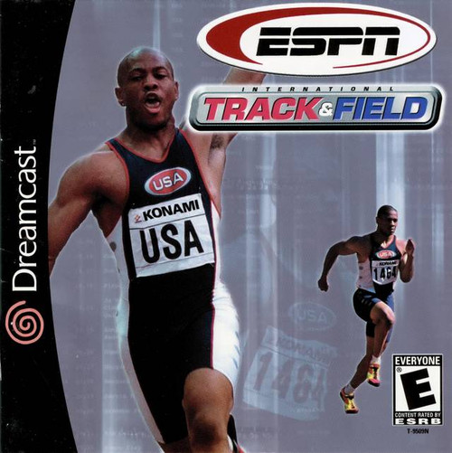 ESPN International Track and Field - Dreamcast - NEW