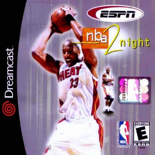 ESPN NBA 2Night - Dreamcast - NEW