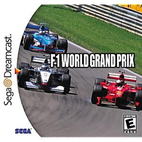 F-1 World Grand Prix - Dreamcast - NEW