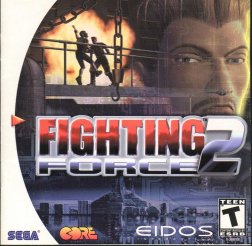 Fighting Force 2 - Dreamcast - NEW