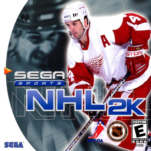 NHL 2K - Dreamcast - NEW