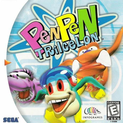 PenPen TriIcelon - Dreamcast - NEW