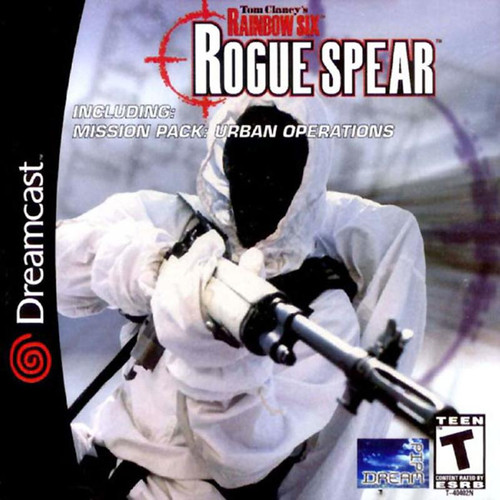 Tom Clancy's Rainbow Six: Rogue Spear - Dreamcast - USED