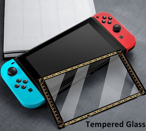 Themed Nintendo Switch Tempered Glass Screen Protector