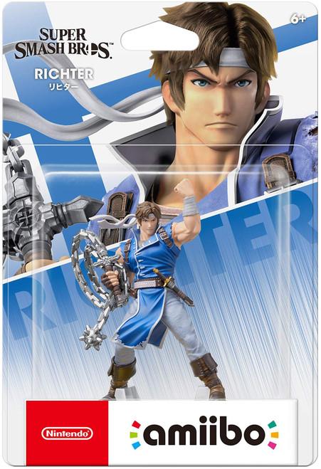 Smash Bros Amiibo - Richter