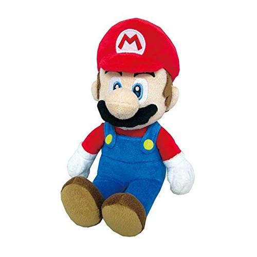"Nintendo Plush Mario 9.5"""