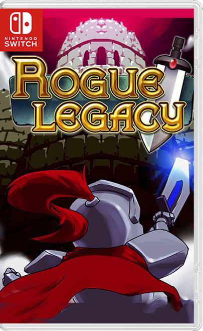 Rogue Legacy (LIMITED RUN #040)