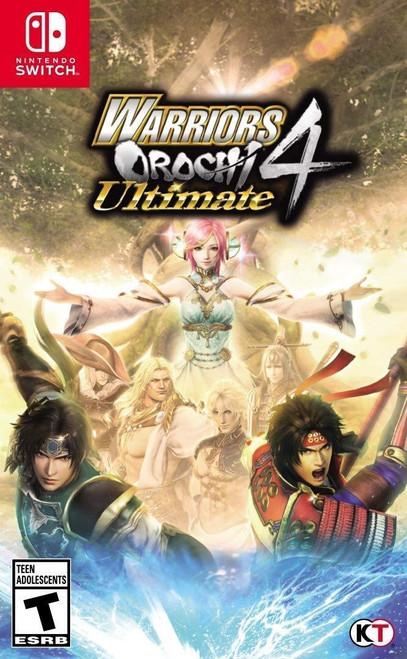 Warriors Orochi 4: Ultimate - Switch