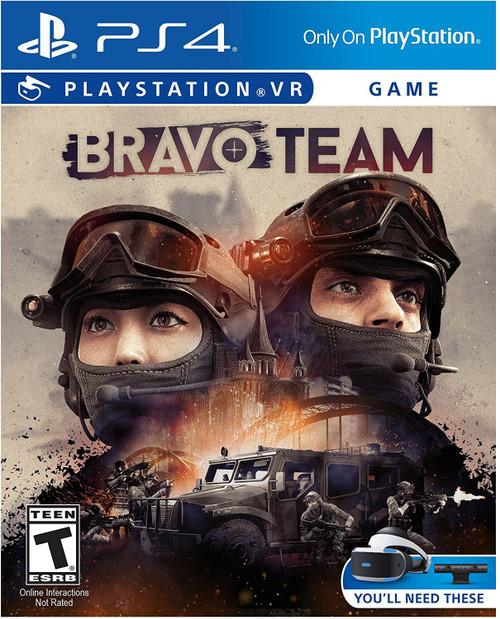 Bravo Team - VR