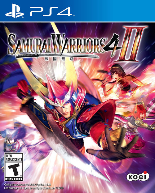 Samurai Warriors 4- II