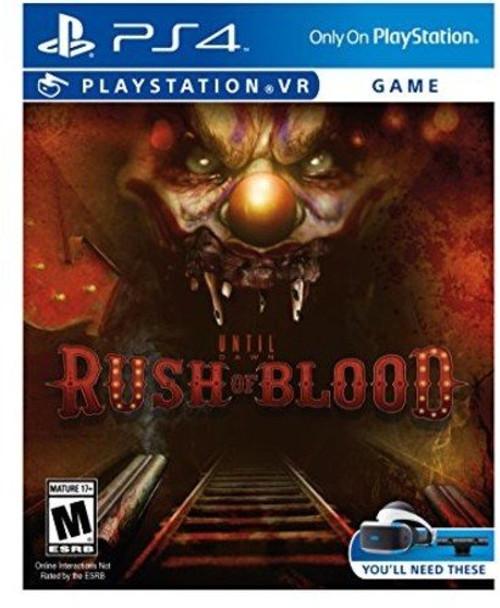 Until Dawn: Rush of Blood - VR