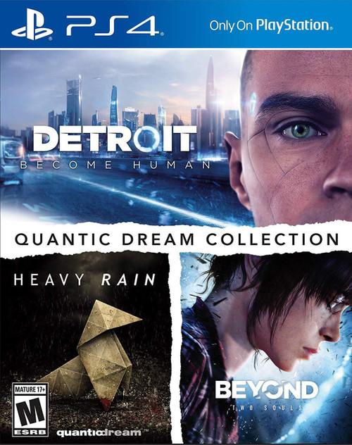 Quantic Dream Collection (Detroit: Become Human+Heavy Rain+Beyond: Two Souls)
