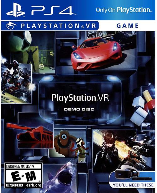 PlayStation VR - Demo Disc