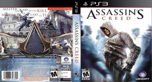 Assassin's Creed - PS3 - USED